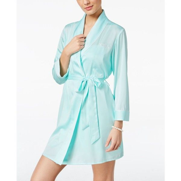 Aqua Dressing Gown - Home Decorating Ideas & Interior Design