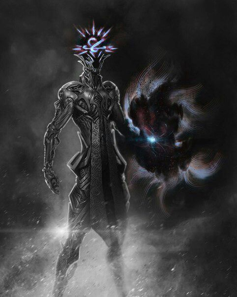 Space Master Fantasy Creature And Entity Character