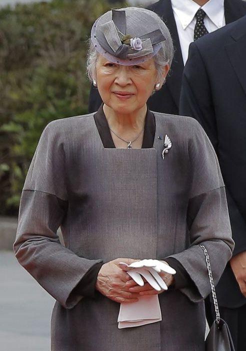 Empress Michiko, June 7, 2013 | The Royal Hats Blog
