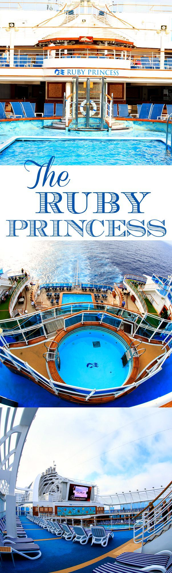 Take your dream cruise on the beautiful Ruby Princess #ad #comebacknew