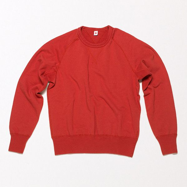 The Famous Faded Red Sweatshirt