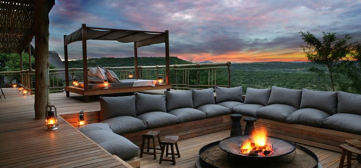 General outdoor fire pit
