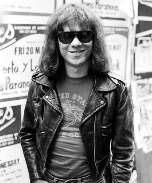 Tommy Ramone passed away at the age of 62 yesterday. He was the last original band member of the ramones. July 11, 2014 forever a punk rock legend ❤ may their legacy live forever