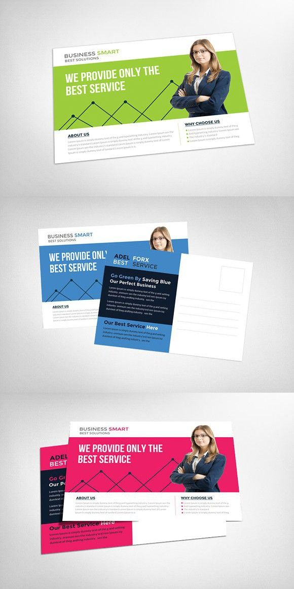 Marketing Business Postcard Template Best Card Templates