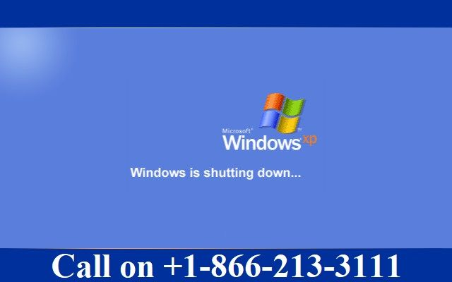 If You Have Any Technical Problem With Your Windows Xp Then Call