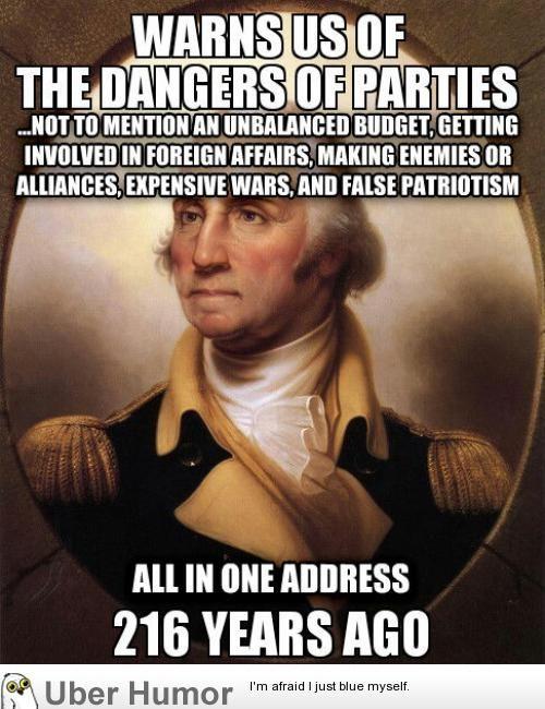 … and the USA was all like 'nah.'