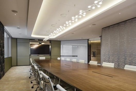 VMS Investment Group Headquarters,© Aedas Interiors
