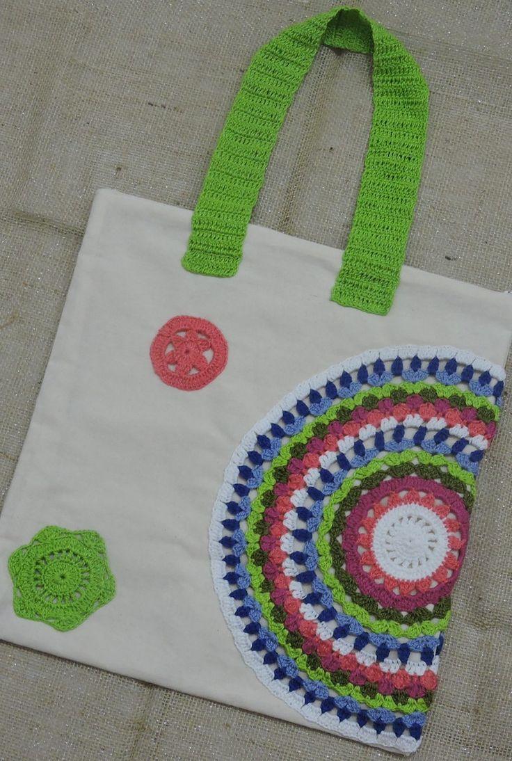Bolsa De Praia Feita De Tecido : Sacola de praia feita com tecido em algod?o forro e