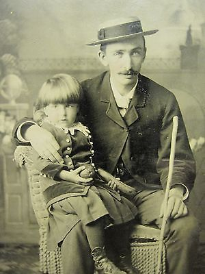 ANTIQUE ARTISTIC AMERICAN BABY FRUIT STILL LIFE RIPE BANANA OLD TINTYPE PHOTO