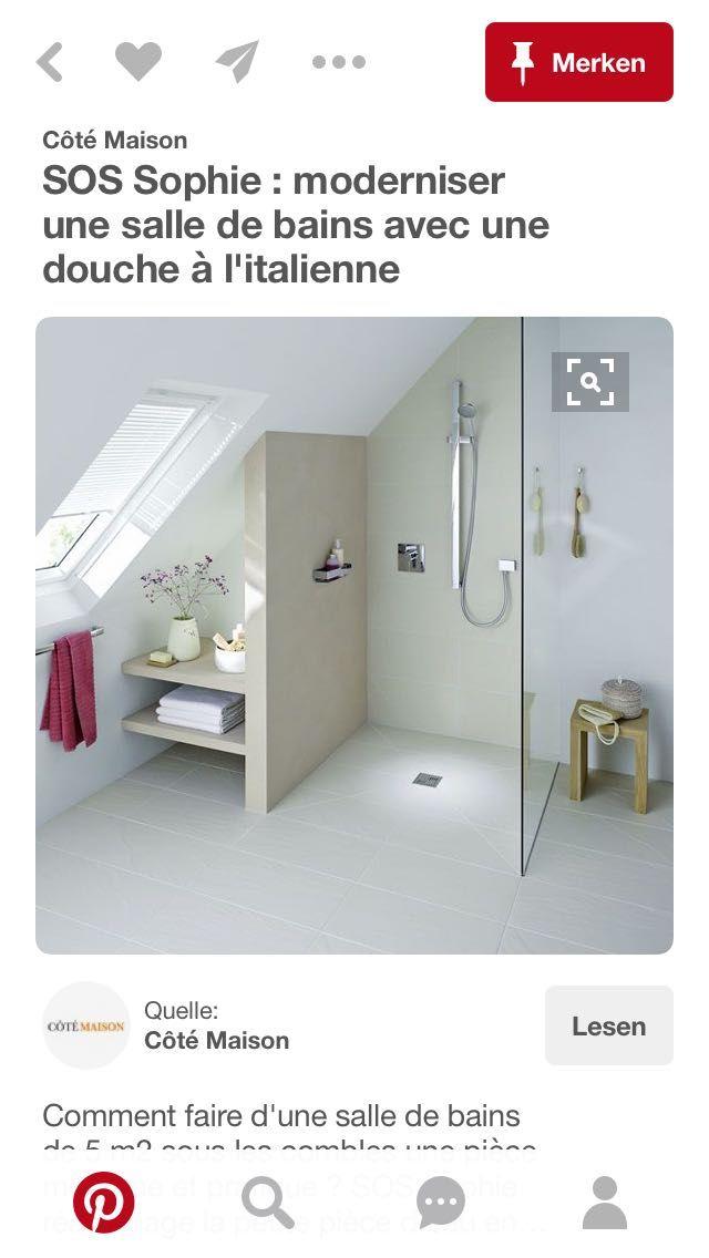 35 best Koupelna images on Pinterest Bathrooms, Bathroom and - faire un sauna maison