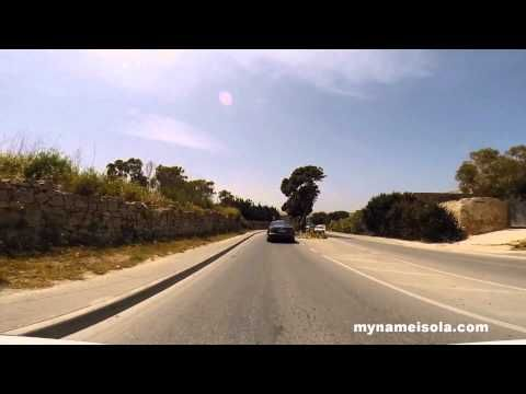 Malta: Ride through island #2