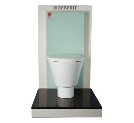 Geberit Monolith Cistern White $887 @ Bathroom Warehouse