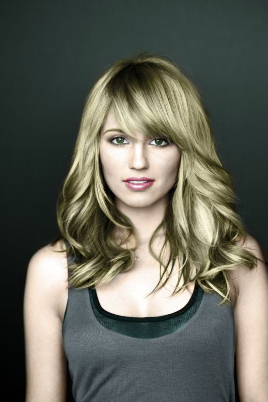 dianna agron hair hartruse - photo #29