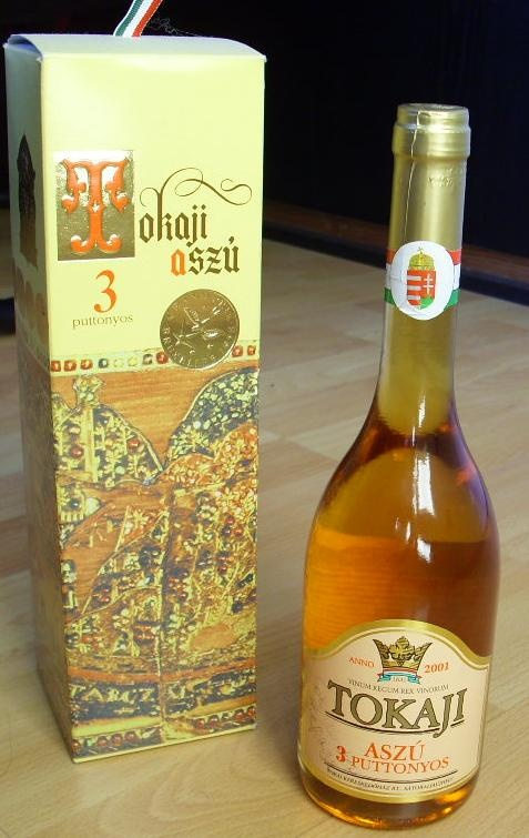 This world-famous wine is produced in the wine region known simply as Tokaj ...