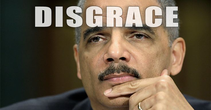 DISGRACED Eric Holder Writes Cryptic Twitter Message to Obama Holdovers