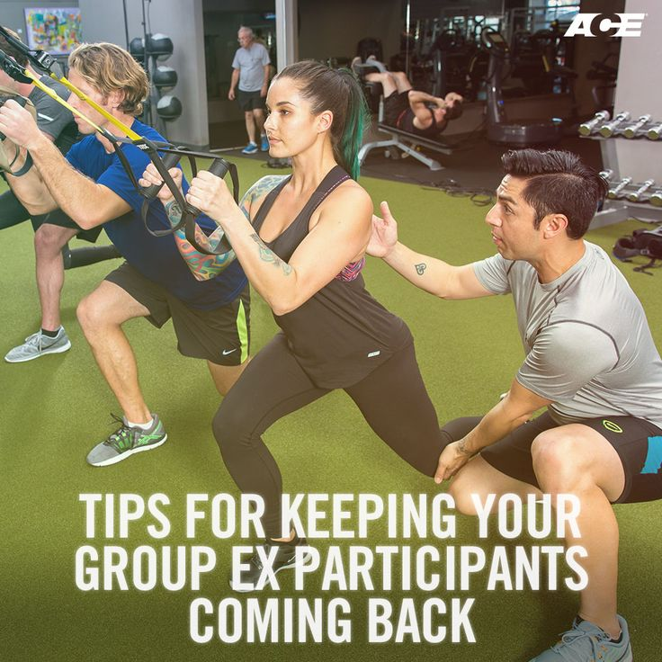 Given the constantly changing nature of the group fitness market, group fitness instructors who take their client base for granted risk losing even the most committed exercisers. Here are five techniques and tips for attracting—and keeping—your group fitness clients. These proven approaches are sure to compel new and seasoned exercisers alike to keep coming back to your classes, time and time again.