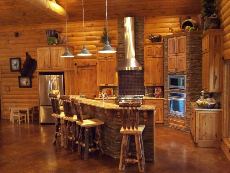 log home kitchen designs. Best 25  Log cabin kitchens ideas on Pinterest Cabin Rustic kitchen and cabinets