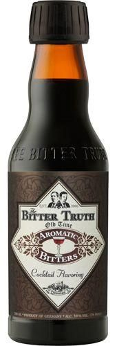 The Bitter Truth Old Time Aromatic Bitters 39%, 200ml Online - – Liquor Mart
