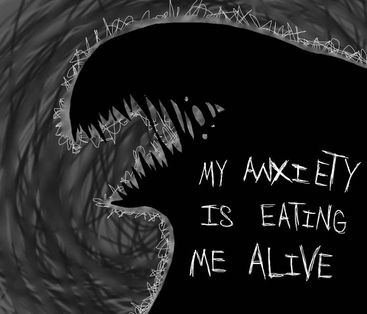 Sad Quotes About Anxiety: 783 Best The Monster Inside Me Images On Pinterest