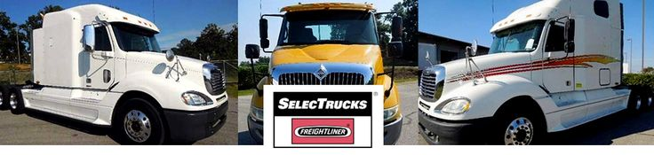 SelecTrucks of Birmingham is known for the quality Freightliner trucks they sell. Their stock includes a huge selection of pre-owned trucks from Freightliner as well as other top manufacturers. The selection includes a variety of medium-duty trucks and daycabs as well as a great selection of conventional tractors with sleepers. You can reach the dealership by taking exit 264 off Interstate-65. Call Today For The Best Deals @ 888-765-8655!