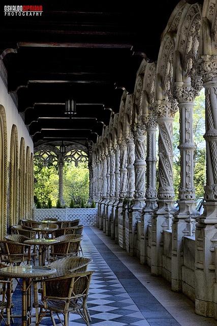 Palácio do Bussaco, Portugal