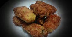 Resep Nugget Kentang keju pluss sayuran favorit. Pngen buat nugget yg kaya akan sayuran daripada beli kurang sehat buat anak