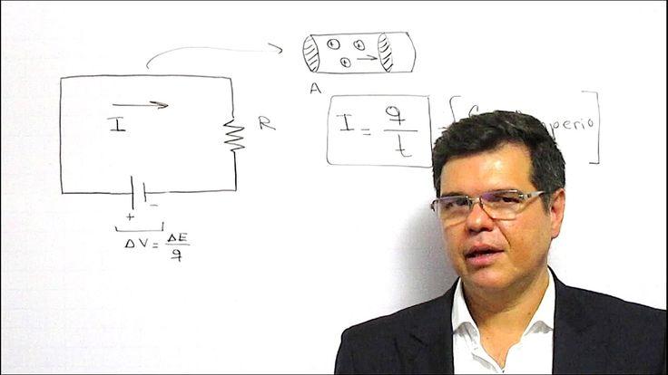 Intensidad de Corriente eléctrica. Curso de Electricidad - Clase 8