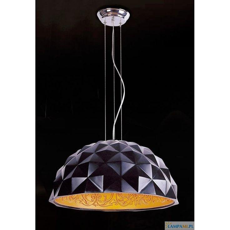 Lampa Stratum - unikalne połączenie stylów: http://zlampami.pl/470-stratum-v2474as-lampa-wiszaca.html