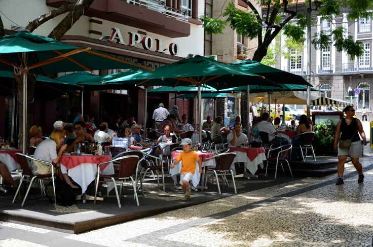 Café Restaurante Apolo    Foto: Turismo da Madeira