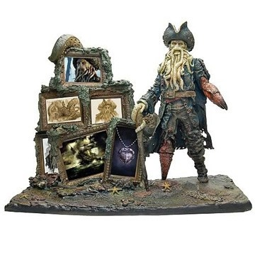 Reel Art - Pirates Of The Caribbean, Davy Jones Scene Statue, Master Replicas, New, Very Detailed, $169.99 (http://www.reelart.net/pirates-of-the-caribbean-davy-jones-scene-statue-master-replicas-new-very-detailed/)
