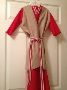 93 best christmas dress up images on pinterest christmas program handmade shepherds costume solutioingenieria Choice Image