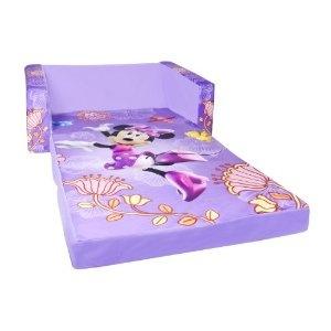 Amazing Marshmallow Fun Furniture Flip Open Sofa   Minnie