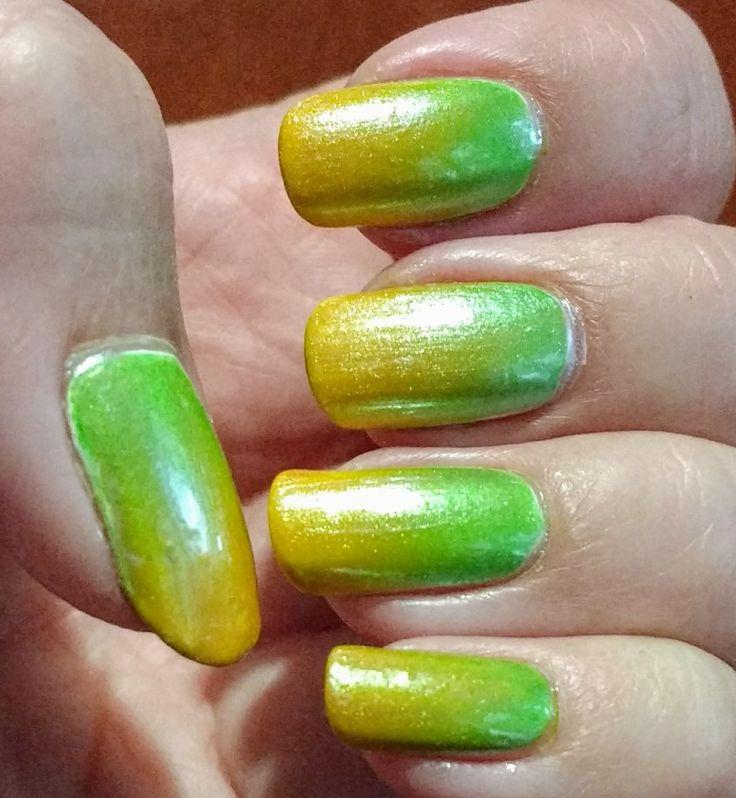 Funk Cherry Balls Sun lime green gradient LfmaS