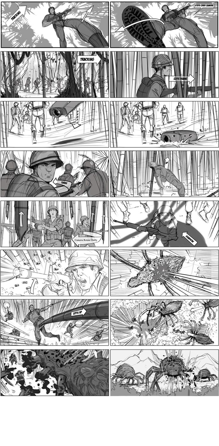 Best Storyboards Images On   Comic Art Comics And