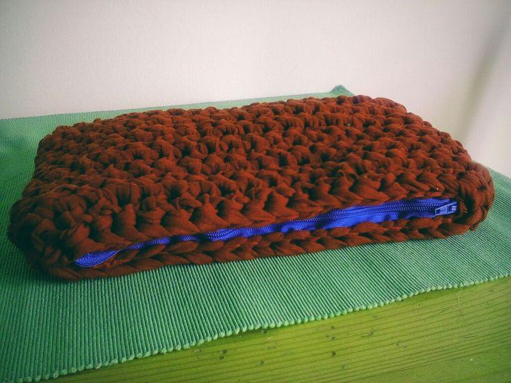 Handmade crochet bag..