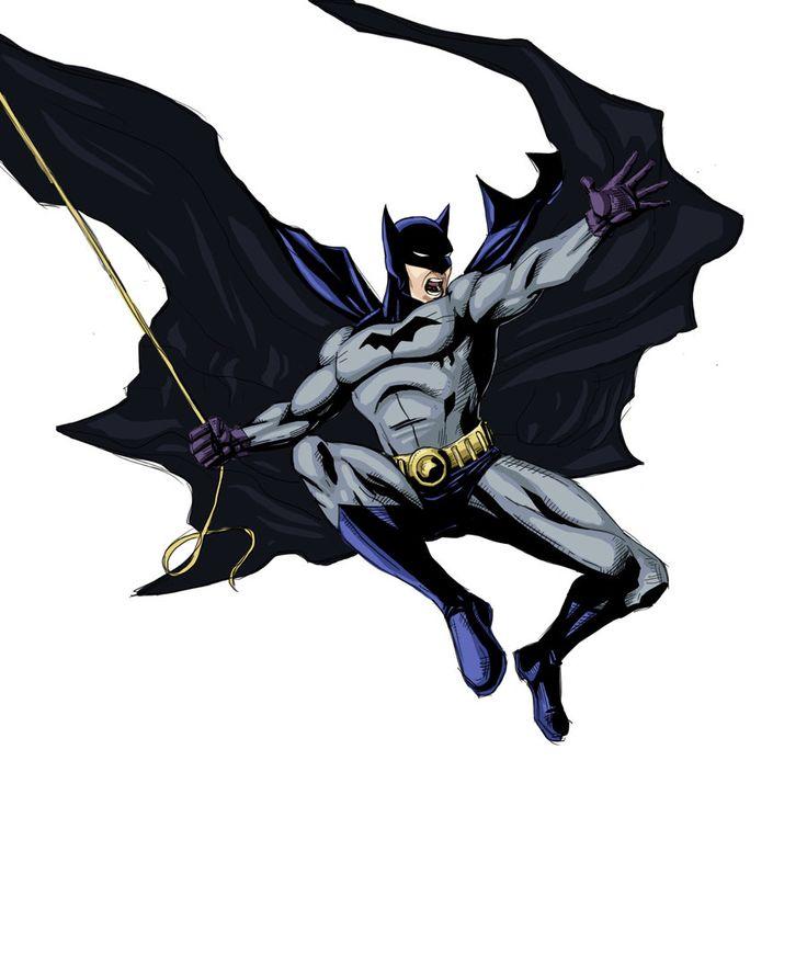 Batman First Appearance by qBATMANp
