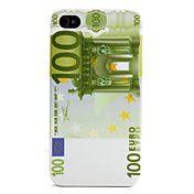 100 Euro biljet hoesje voor iPhone 4(S)  – EUR € 2.75