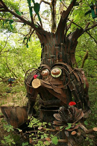Oregon country fair...my favorite tree