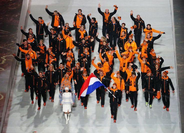 Nederlandse Olympische Ploeg - Sotsji 2014