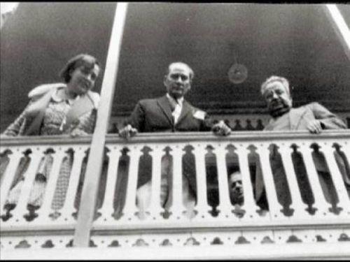 (Mustafa Kemal Atatürk'ün az bilinen fotoğrafları)