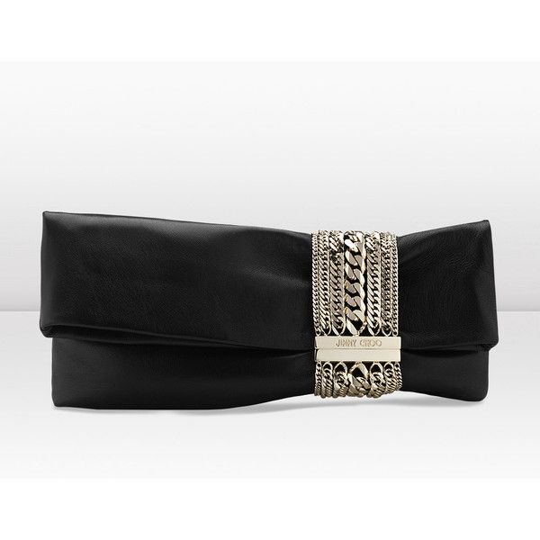 VIDA Leather Statement Clutch - BURST XIII by VIDA AeMBSd