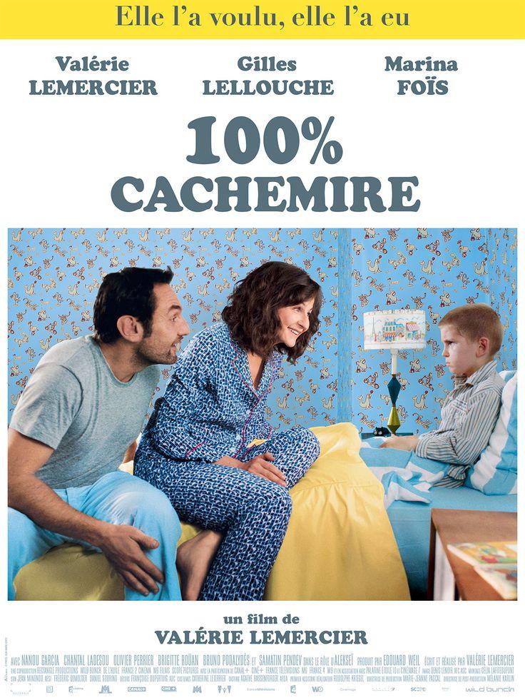 DVD: « 100% Cachemire » comédie grise imparfaite, bizarre et troublante de Valérie Lemercier