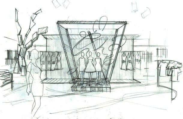 Pinterest discover and save creative ideas for Window design sketch