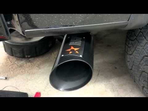 2013 F150 EcoBoost Corsa dB Performance Exhaust
