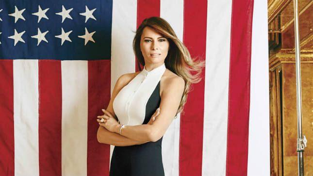 4 fotos da primeira-dama Melania prova que Donald Trump tem bom gosto - http://jornalprime.com/fotos-da-ex-primeira-dama-melania/22826/