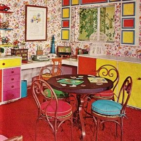 70s Decor 20 best 20 ways to decorate your home 70s style images on