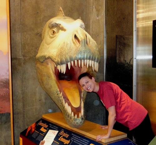T.rex Discovery Centre - Eastend, Saskatchewan