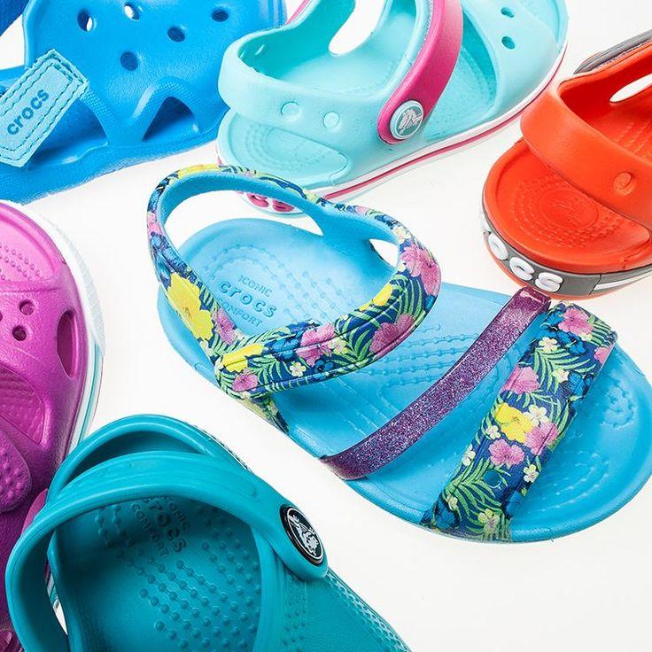Summer is HERE! Choose your #Crocs ! #sagiakosgr #NewArrivals #kidshoes