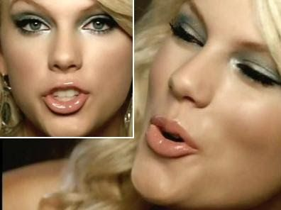 Image result for taylor swift our song makeup
