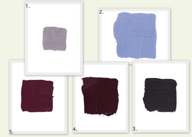 31 best images about paint colors on pinterest for Farrow and ball bordeaux